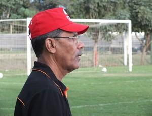 Antônio Lucas, ex-técnico do Vilavelhense (Foto: Divulgação/Vilavelhense)