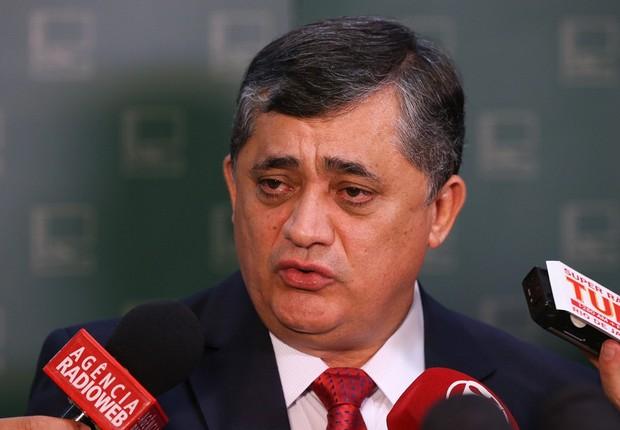 José Guimarães, líder do governo na Câmara dos Deputados (Foto:  Lula Marques/Agência PT/Fotos Públicas)