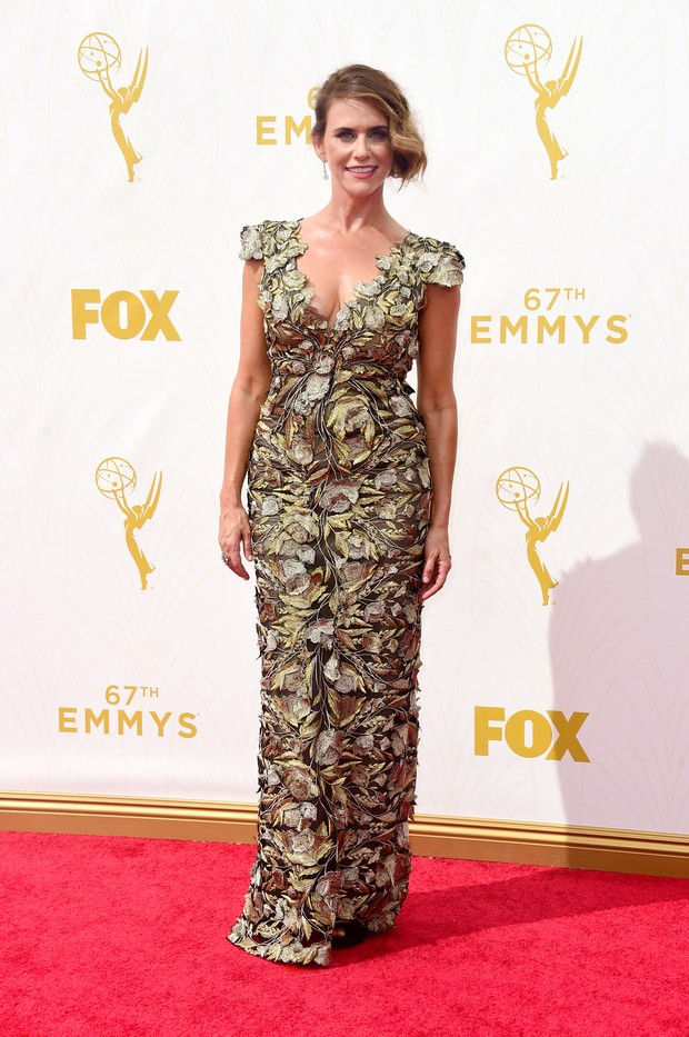 EMMY 2015 - Amy Landecker (Foto: AFP)