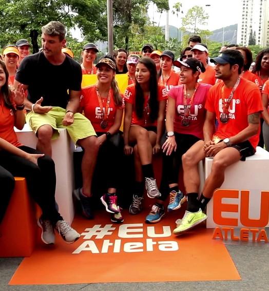 Veja o programa sobre o aniversário do site  na Corrida do Rio e conheça nossa equipe!