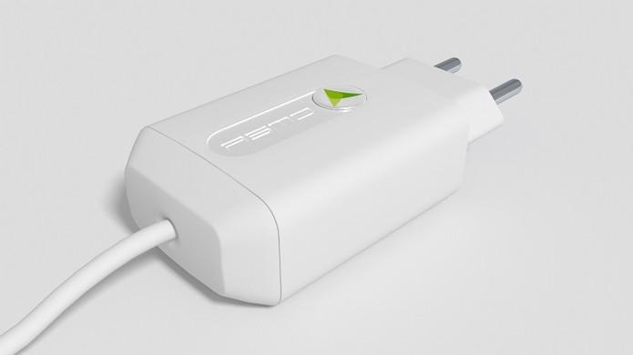 Asmo Charger utiliza OTG para identificar se dispositivo está com carga completa (Foto: Divulgação/Asmo Charger)