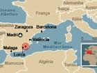 Terremoto deixa mortos no sul da Espanha, diz governo