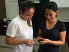 Goianos criam aplicativo de celular para controle do ponto de domésticas