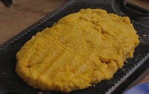 Como fazer polenta de milho verde