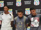 Polícia procura suspeito de matar sargento em Manaus; 3 estão presos