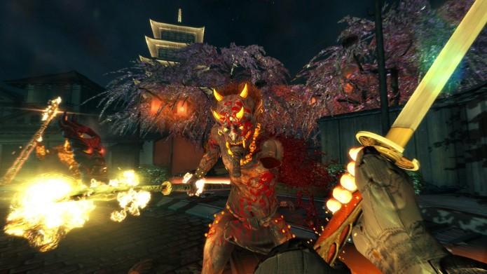 Shadow Warrior chegará em setembro para os videogames da nova geração. (Foto: Divulgação)