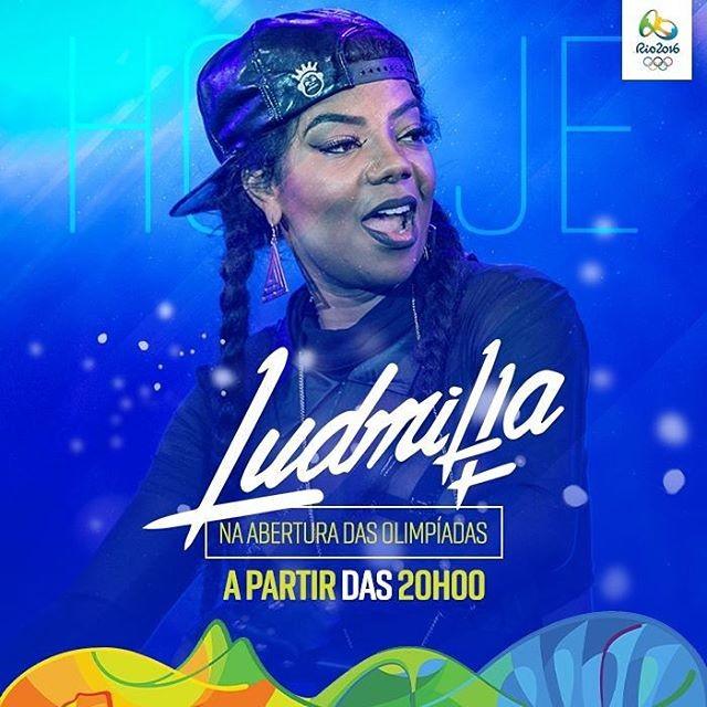 Cantora Ludmilla (Foto: Reprodução / Instagram)