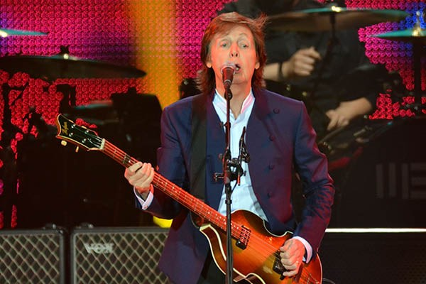 Paul McCartney (Foto: Getty Images)