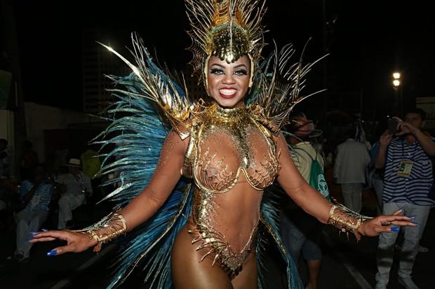 Bianca Monteiro (Foto: Celso Tavares / Ego)