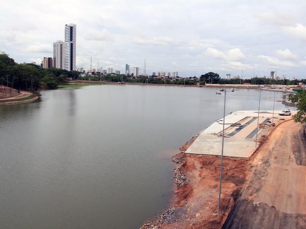 Parque das Águas será inaugurado nesta sexta-feira em Cuiabá (Foto: Luiz Alves/Prefeitura de Cuiabá)