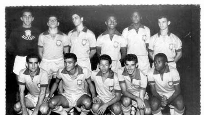Seleção olimpica 1960 (Foto: Divulgação)