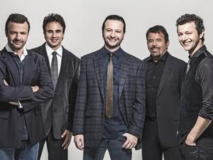Grupo apresentará músicas conhecidas do público (Foto: Rafael Kent/Divulgação)
