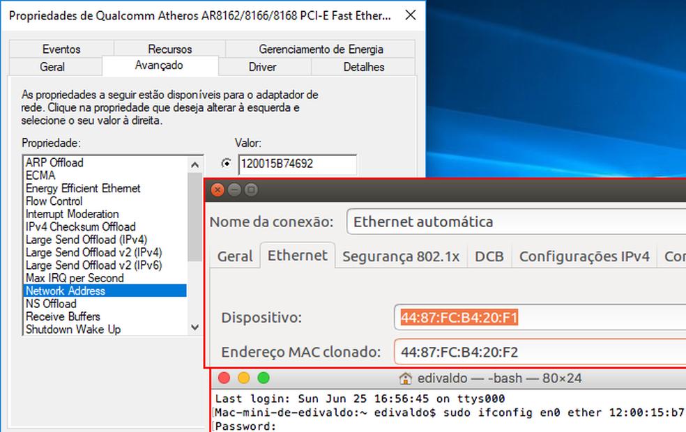 Descubra como (e por que) mudar o seu endereço MAC no Windows, Linux e Mac (Foto: Edivaldo Brito/TechTudo)