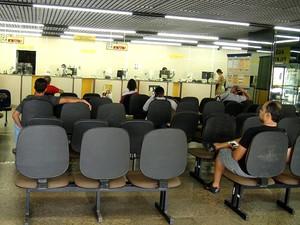 Agência central dos Correios em Salvador, Bahia (Foto: Lílian Marques/ G1)