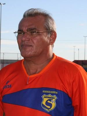 Gerente acredita em 2º turno mais complicado (Foto: Felipe Martins/GLOBOESPORTE.COM)