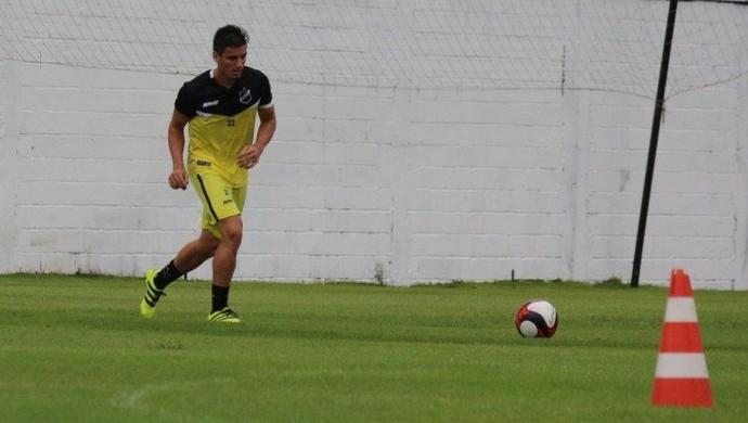 Jardel Treino ABC (Foto: Andrei Torres/ABC)