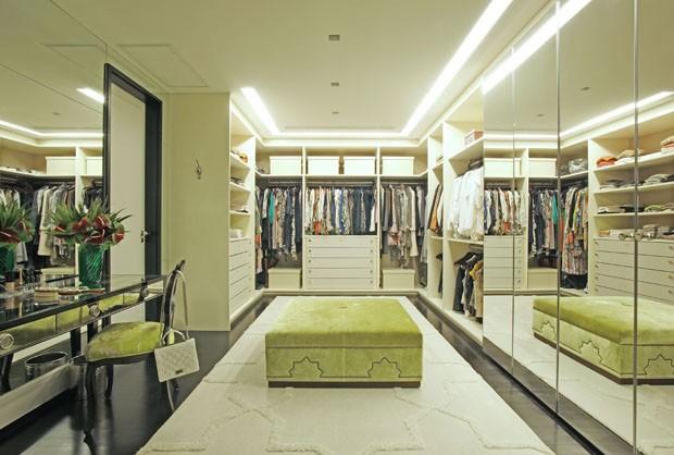 Organização de closets (Foto: Raphael Briest)