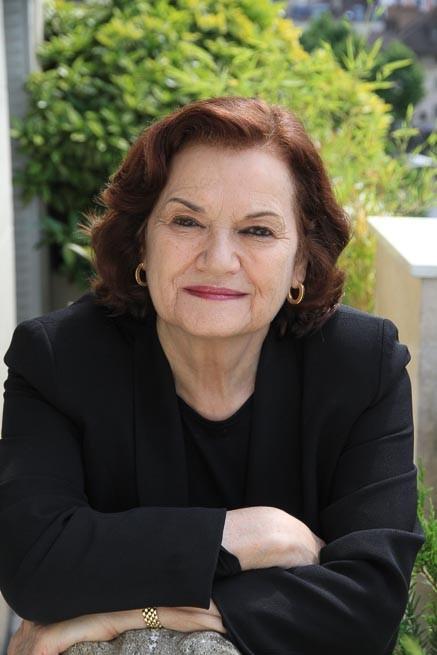 Elisabeth Roudinesco (Foto: Divulgação)
