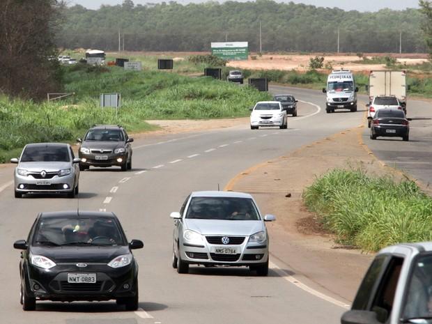 Deputados cobram duplicação da BR-135 no Maranhão (Foto: De Jesus/O Estado/Arquivo)
