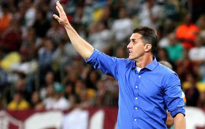 Vagner Mancini, Fluminense X botafogo (Foto: Vitor Silva / SSpress)