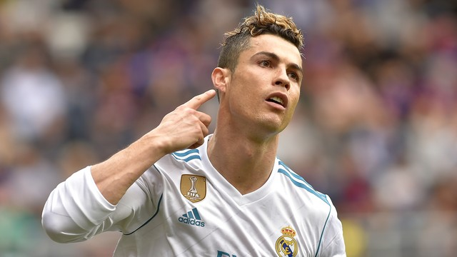 2d24536aed Eibar x Real Madrid - Campeonato Espanhol 2017-2018 - globoesporte.com