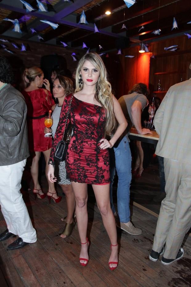 Barbara Evans (Foto: Marcello Sá Barretto / AgNews)