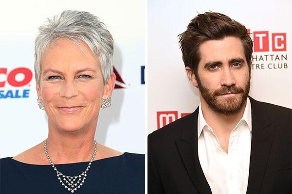 Jake Gyllenhaal tem Jamie Lee Curtis e Paul Newman como padrinhos (Foto: Getty Images)