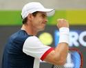 Atual campeão, Murray estreia com vitória fácil e encara Monaco na 2ª fase