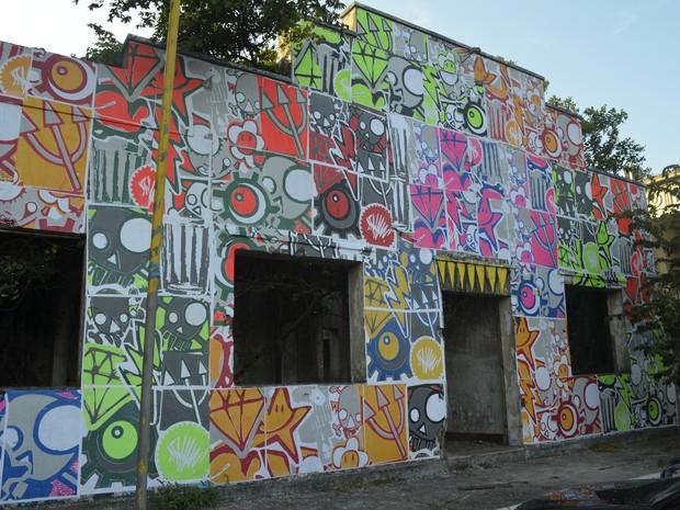 Trabalho foi realizado nesta terça-feira (3), no centro de Macapá (Foto: Dyepeson Martins/G1)