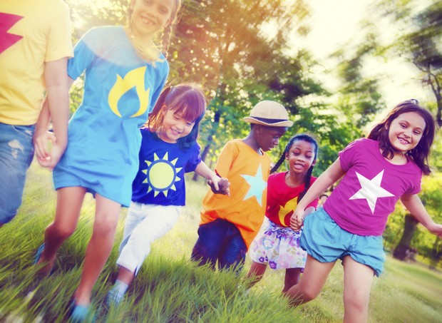 Que tal aproveitar o Dia das Crianças em família? (Foto: Thinkstock)