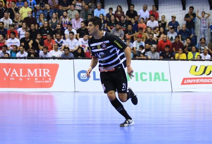 998f8334a2 Corinthians vence Pato em partida da Liga Nacional (Foto  Bia Toledo Pato  Futsal