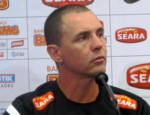 Ricardo Rosa coletiva Santos (Foto: Marcelo Hazan / Globoesporte.com)