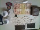 Homem é preso em flagrante com porções de cocaína em Arandu