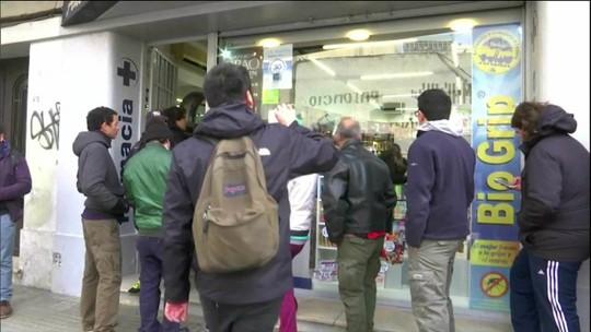 Usuários esgotam maconha de farmácias no primeiro dia de vendas