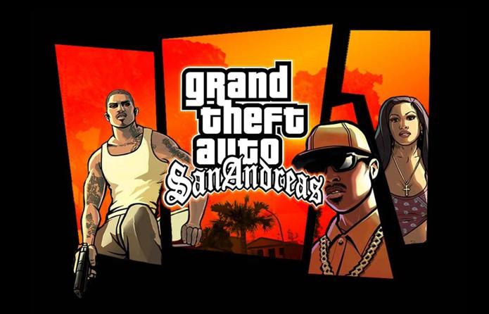 GTA: San Andreas (Foto: reprodução)