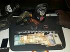 Garoto é detido após usar arma falsa para roubar pedestre no DF