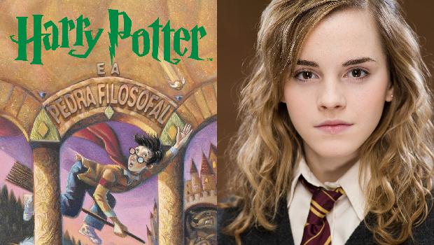 A atriz Emma Watson viveu Hermione na verso cinematogrfica (Foto: Divulgao)