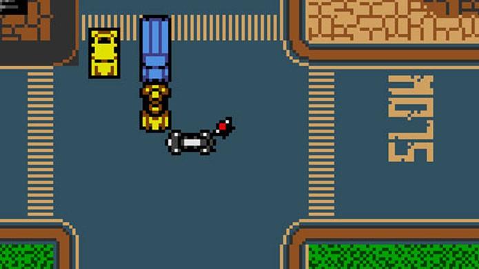 GTA 2 do Game Boy Color resolveu problemas do primeiro, mas ainda não era muito divertido (Foto: Reprodução/Pocket Gamer)