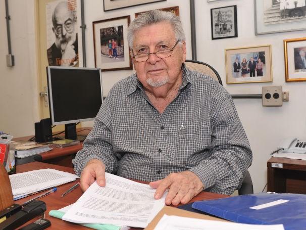 José Rodrigues Coura (Foto: Divulgação / Gutemberg Brito)