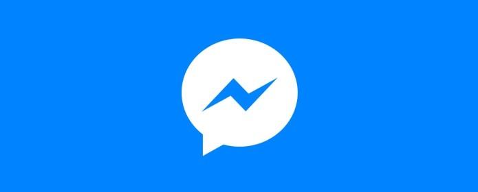 Veja o que significam os símbolos do Facebook Messenger (Foto: Reprodução/Facebook)