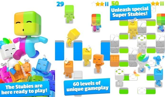 Stubies é um dos puzzles mais criativo lançado nesta semana (Foto: Divulgação)