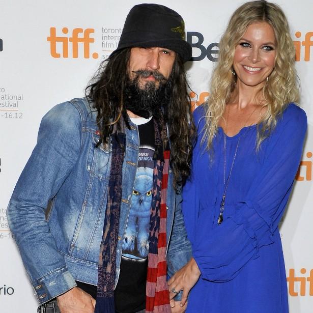 Depois de se casar com Rob Zombie, em 2002, a atriz e estilista Sheri Moon se tornou a sra. Zombie. (Foto: Getty Images)