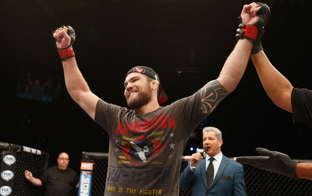 Robert Drysdale TUF 19 Final  (Foto: Getty Images)