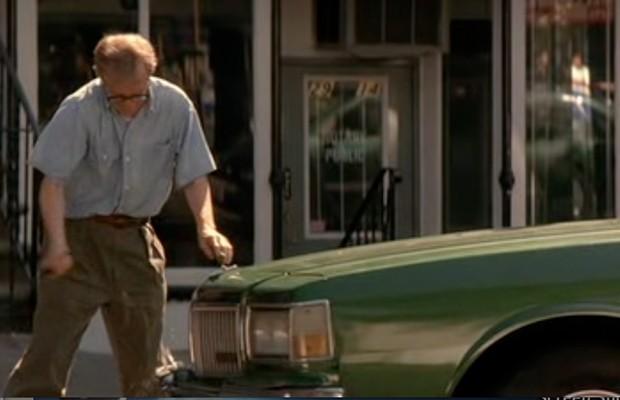 Como tudo na vida traz um Woody Allen ainda mais revoltado com o trânsito (Foto: Divulgação)