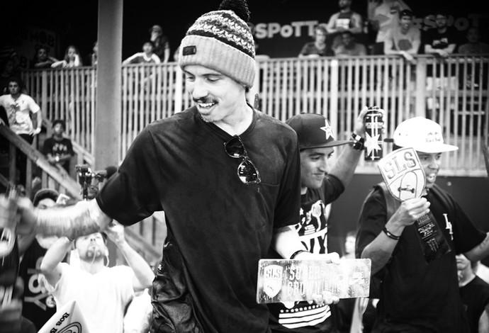 Luan Oliveira skate (Foto: Alex Sherrer / Skate Park of Tampa)
