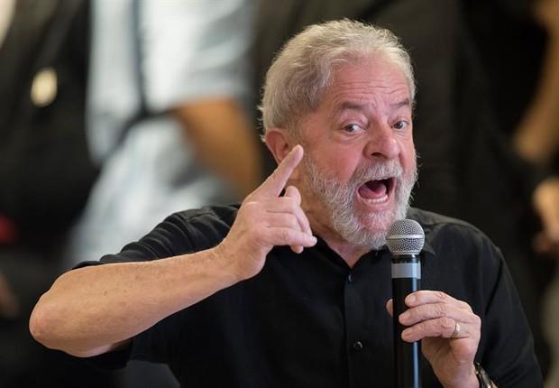 Ex-presidente Lula (Foto: Sebastião Moreira/EFE)