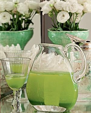 Suco verde (Foto: Cacá Bratke/Casa e Comida)