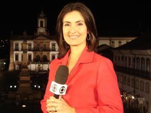 Fátima Bernardes (Foto: Encontro com Fátima/TV Globo)