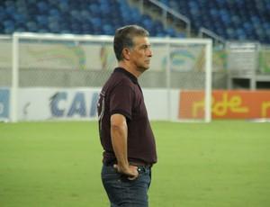 Ricardo Drubscky - técnico do Vitória (Foto: Fabiano de Oliveira)