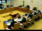 STF abre sessão que deve julgar recurso de delator do mensalão